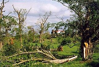 Tornado outbreak of April 15–16, 1998