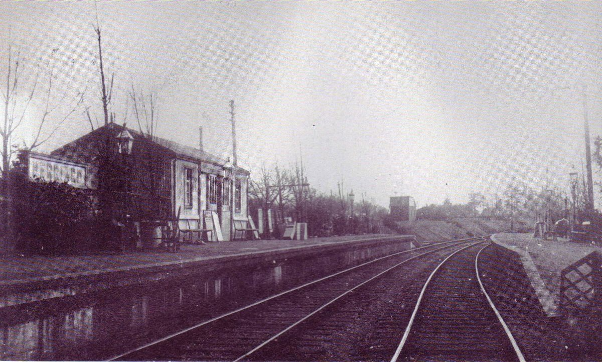 Herriard Railway Station Wikipedia