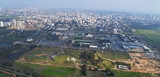 Herzliya Place in Israel