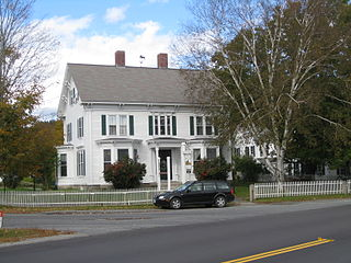 Hewitt House (Enfield, New Hampshire)