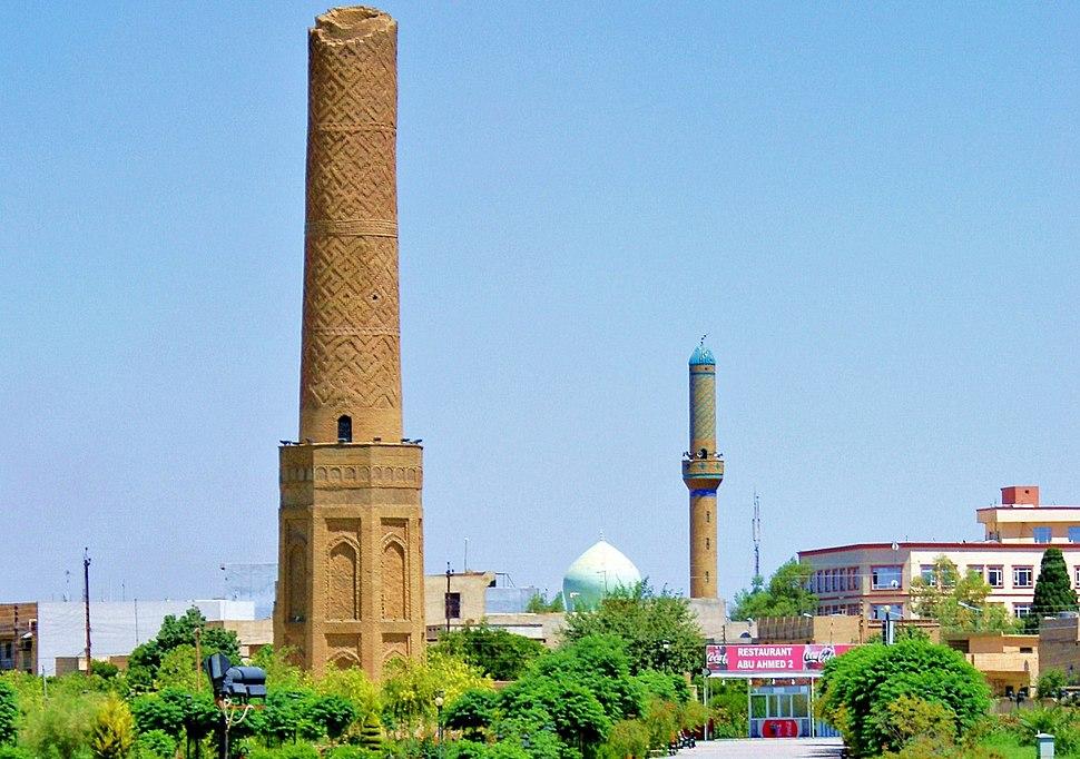 Hewler Old Minaret