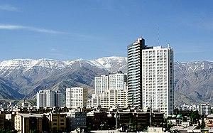 Shahrak-e Gharb - Mahestan Residential Complex