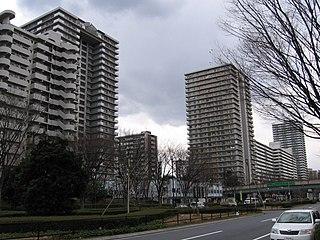 Nerima Special ward in Tokyo, Japan