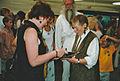 Hildegard Wegner - Ausstellungseröffnung im KUBUS am 01.08.2004 01.jpg