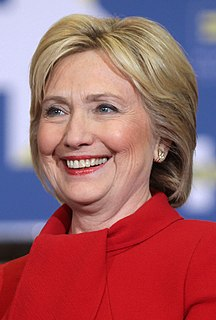 Hillary Clinton 67th U.S. Secretary of State, former New York senator and First Lady