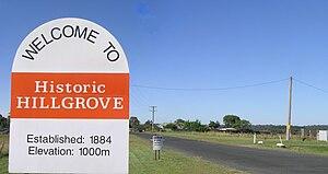 Hillgrove, New South Wales - Image: Hillgrove 1a