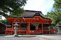 Hinomisaki-jinja hishizuminomiya haiden.jpg