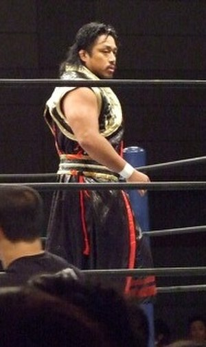 Hirooki Goto - Goto in June 2011