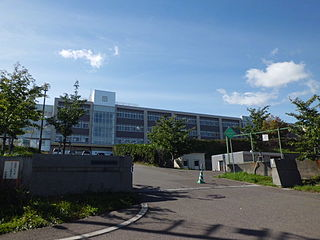 Hokkaido Sapporo Asahigaoka High School