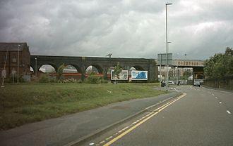 Holbeck - Holbeck Viaduct