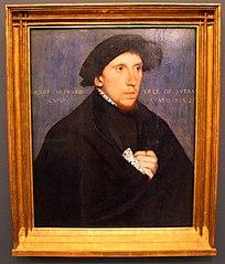 O poeta Henry Howard, conde de Surrey