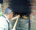 Home baked bread. Bake bread. Szreniawa.jpg