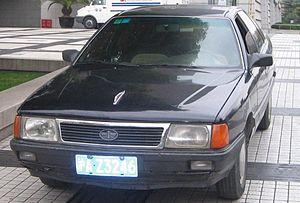 Hongqi (marque) - Audi 100-based CA7200/CA7220