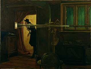 318px-Horrocks_observing_the_1639_transit_of_Venus_by_Eyre_Crowe.jpg