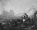Horses Being watered (Philips Wouwerman) - Nationalmuseum - 17721.tif