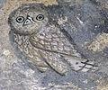 Hosios Loukas (north west chapel, south side) - owl.jpg