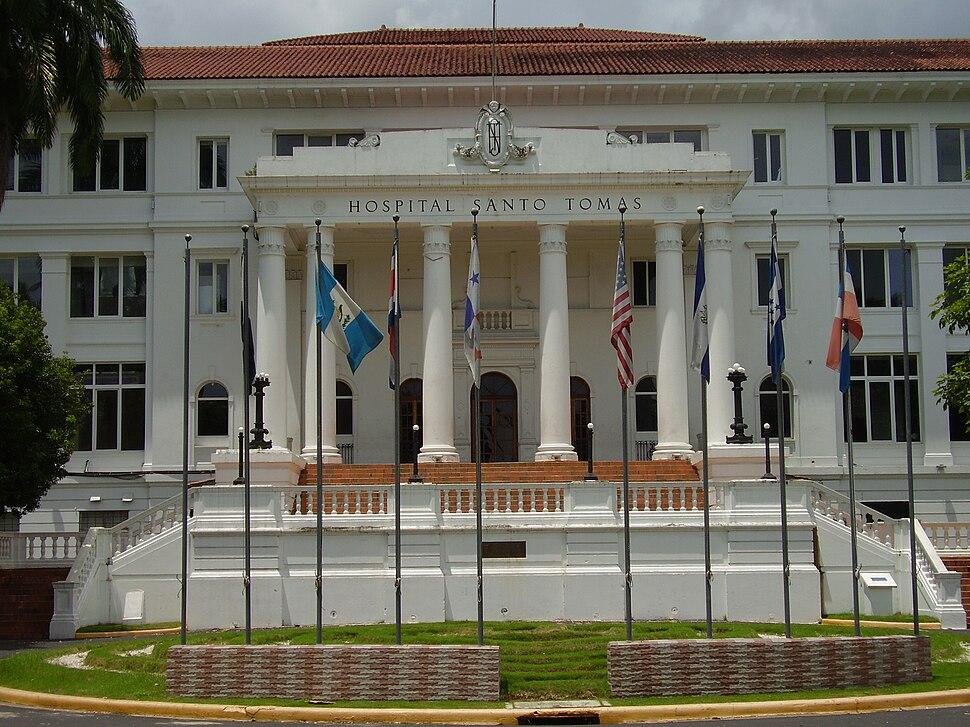 Hospital Santo Tomás Panamá2