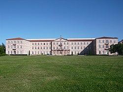 L'hôtel de ville de Caluire-et-Cuire.