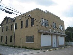 The Houma Courier - Former Houma Courier building