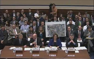 House Oversight Committee 'The Security Failures of Benghazi' Oct. 10 2012
