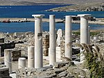 House of Cleopatra, Delos.jpg