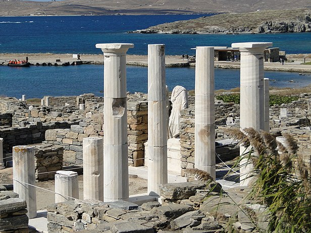 House of Cleopatra at DELOS