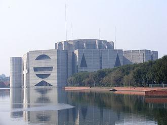 A. K. Fazlul Huq - Sher-e-Bangla Nagar, which houses the Parliament of Bangladesh, is named in honour of Huq