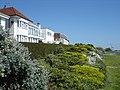 Houses along Cliff Road - geograph.org.uk - 1326242.jpg