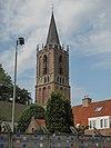 houten, kerktoren nederlands hervormde kerk rm22662 foto3 2012-05-29 09.57