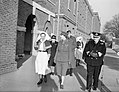 Hrh Princess Royal Visits Rn Hospital Haslar, Gosport, 4 January 1943 A21218.jpg