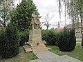 Hrušovany nad Jevišovkou, pomník.jpg