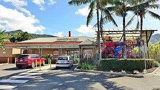 Smithfield, Queensland - Hungry Jack's, Smithfield, 2015