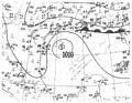 Hurricane Six surface analysis 1943.jpg