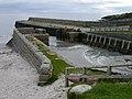 Hynish, Isle of Tiree - Pier - geograph.org.uk - 89483.jpg