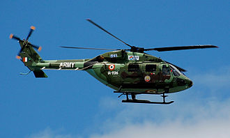 HAL Dhruv - A Dhruv of the Indian Army
