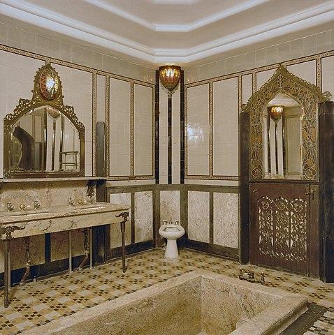 file interieur badkamer art deco overzicht den dolder 20280111 wikimedia commons. Black Bedroom Furniture Sets. Home Design Ideas