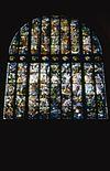 interieur, overzicht glas in loodraam - rotterdam - 20264934 - rce