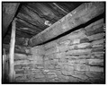 INTERIOR, SOUTHEAST CORNER - Rock Well Homestead, Dugout, 15 miles Southeast of Wright, Wright, Campbell County, WY HABS WYO,3-WRT.V,1A-6.tif