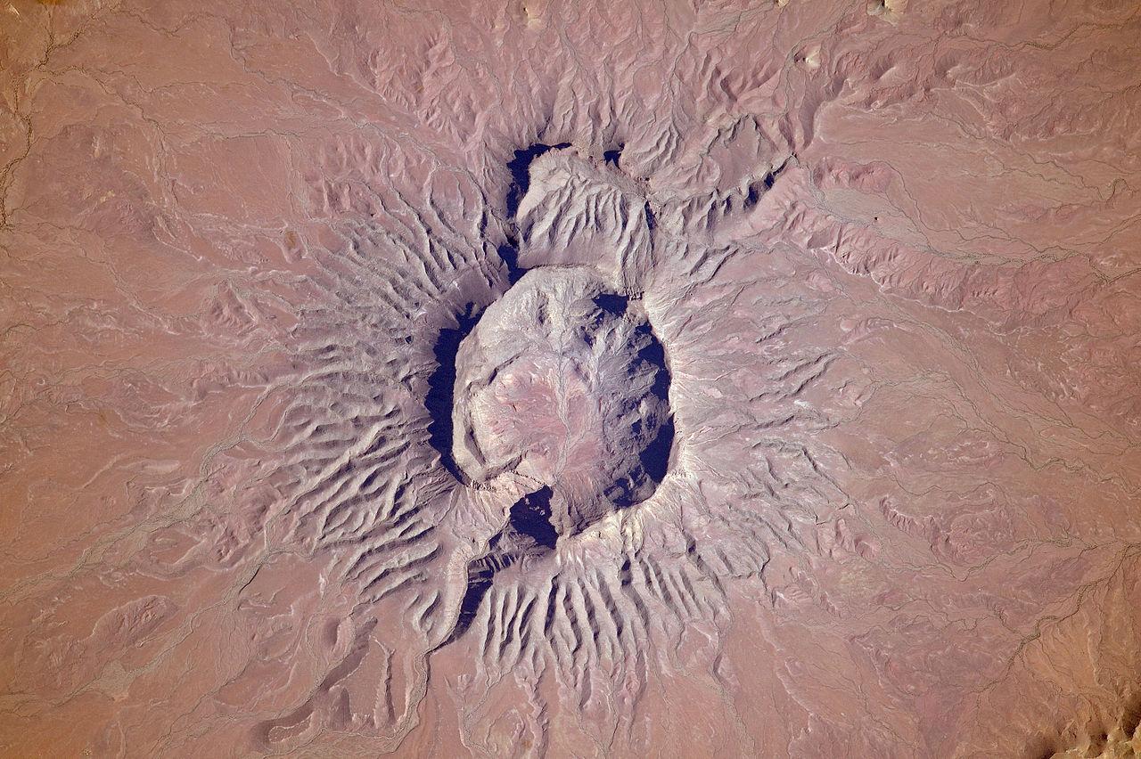 Risultati immagini per Falkland Islands, impact Craters