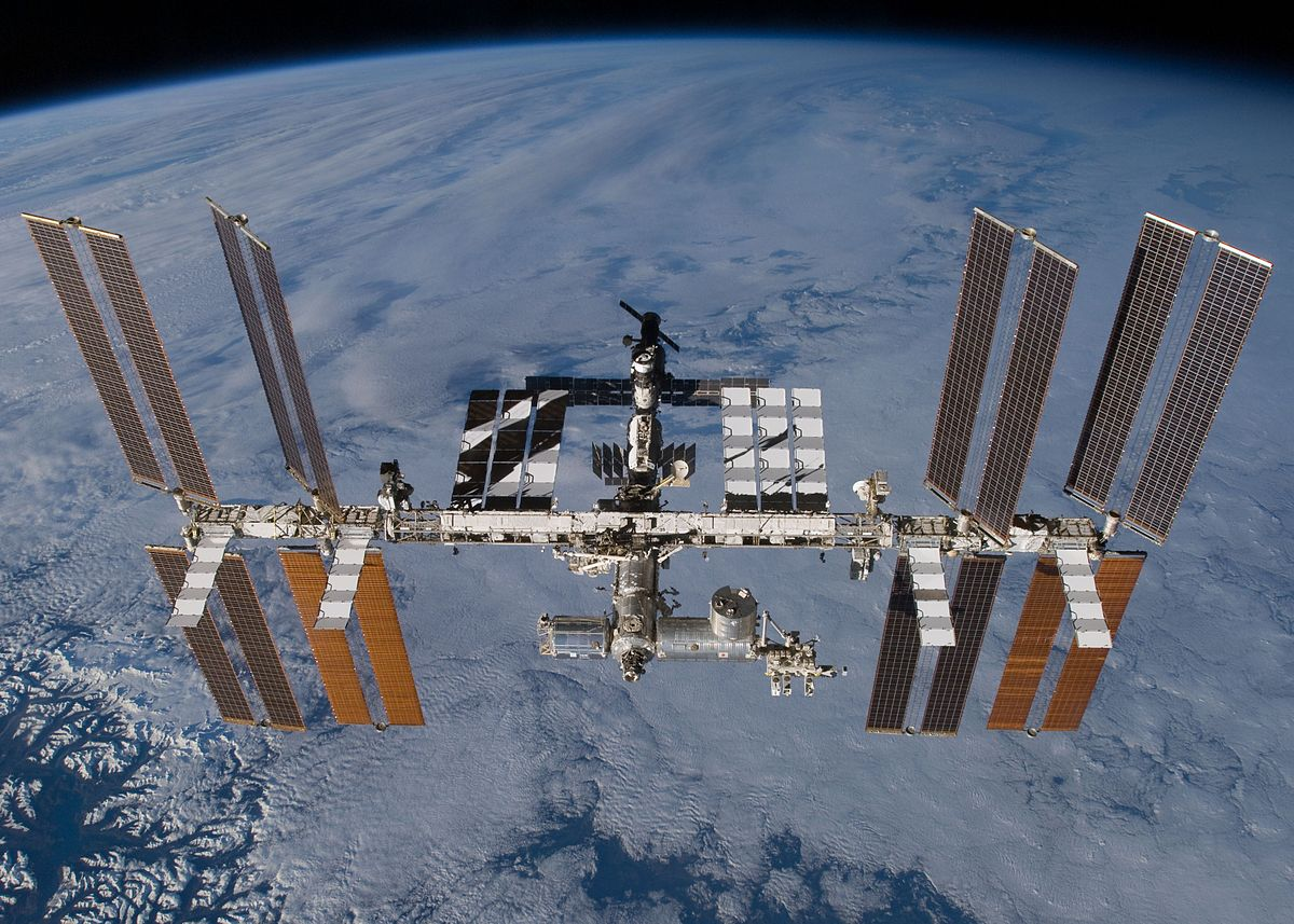 Station Spatiale Wikipdia