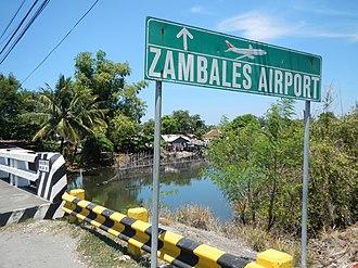 Iba Airfield - Image: Iba,Zambalesjf 9291 15