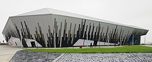 Cardiff International Sports Village - Ice Arena Wales