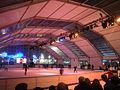 Ice rink in Plaça Catalunya (Barcelona) in 2011 - 001.JPG