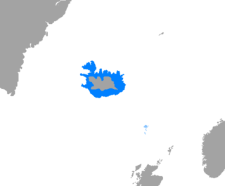 North Germanic language mainly spoken in Iceland