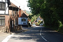 Ightham High St, Ightham - geograph.org.uk - 857281.jpg