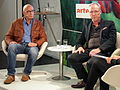 Igor Narskij und Jörg Baberowski Buchmesse 2014 (03).jpg