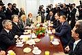 Ilham Aliyev Senate of Poland 02.JPG