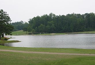 Auburn High School Tigers - Indian Pines, Auburn High's home course