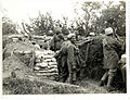 Indian infantry 58th Rifles in the trenches Fauquissart, France (Photo 24-301).jpg