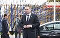 Informal meeting of defence ministers (FAC). Arrivals Jussi Niinistö (37079268585).jpg
